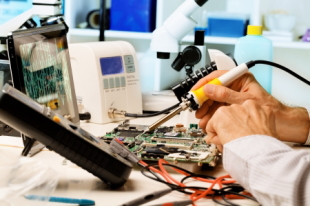 電子基板の修理、設計、製造           のイメージ